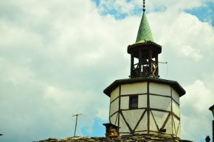 tryavna-clock-tower